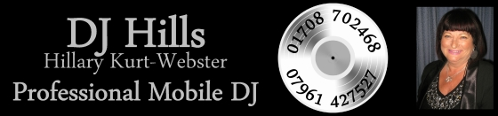 Link to portfolio - DJ Hills